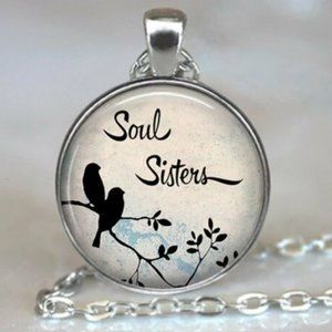 Necklace- NEW- Soul Sisters